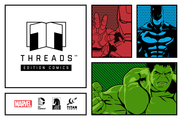 THREADS ÉDITION COMICS