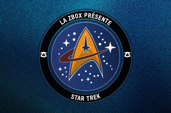 ZBOX STAR TREK