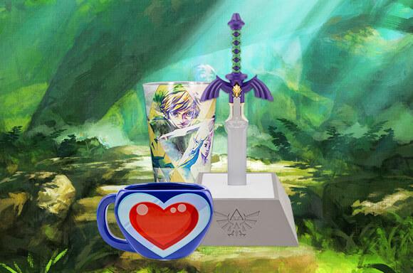 Pack Zelda