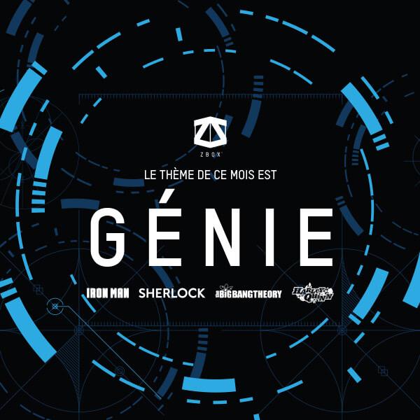 ZBOX MAGAZINE - AVRIL 2017 - GÉNIE