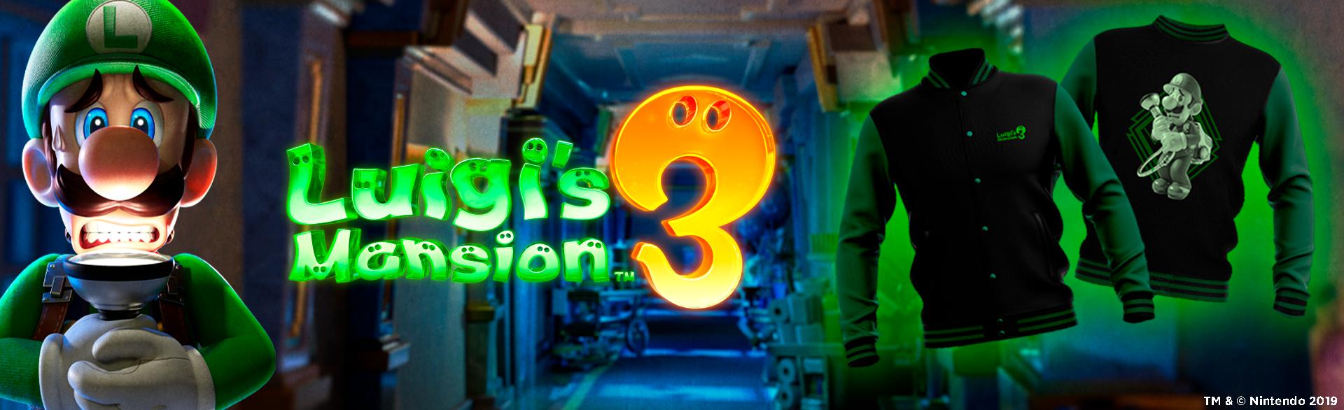 Luigi Mansion 3 Collection