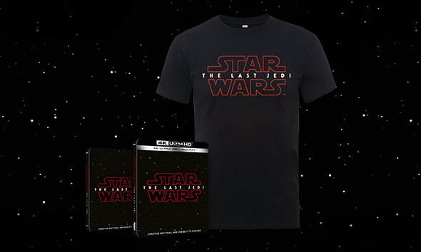 LOT SPÉCIAL : T-SHIRT + STEELBOOK