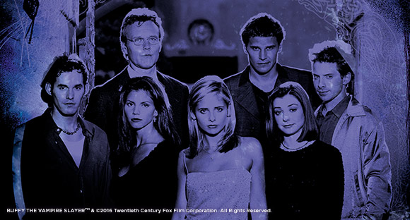 VIEW ALL BUFFY ITEMS