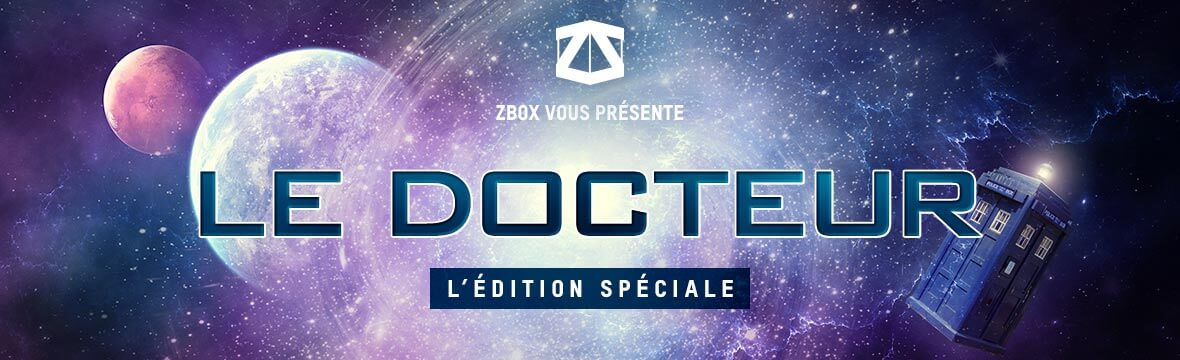 DOCTOR SPECIAL BOX 2017