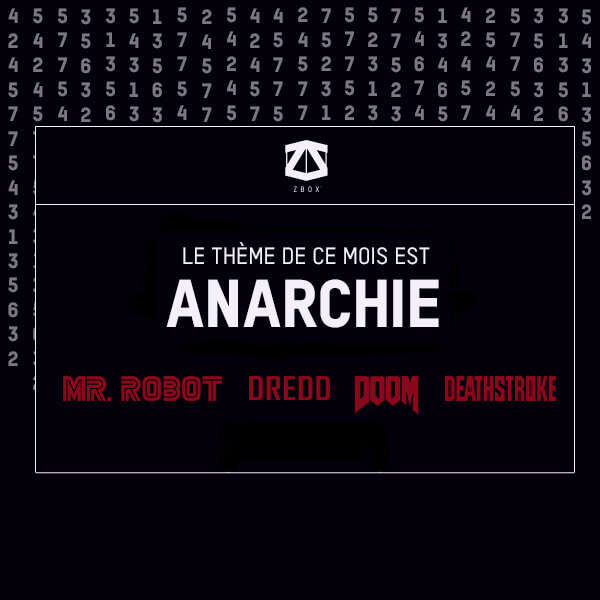 ZBOX magazine - anarchie