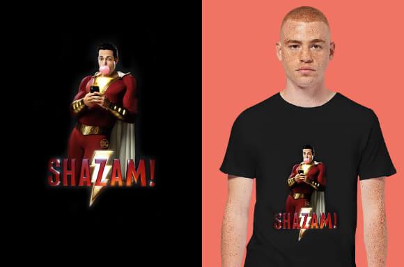 T-SHIRT ET SWEATS SHAZAM