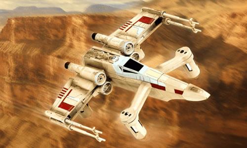 DRONES STAR WARS PROPEL