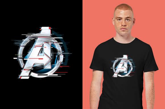 T-SHIRT ET SWEATS Avengers Endgame