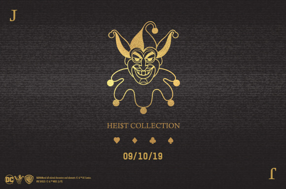 COLLECTION HEIST