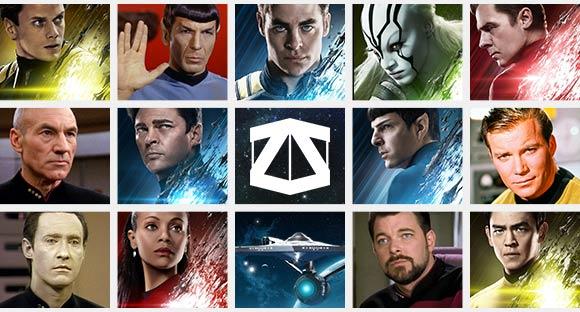 Star Trek ZBOX