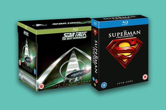 BLU-RAY DVD SCONTI