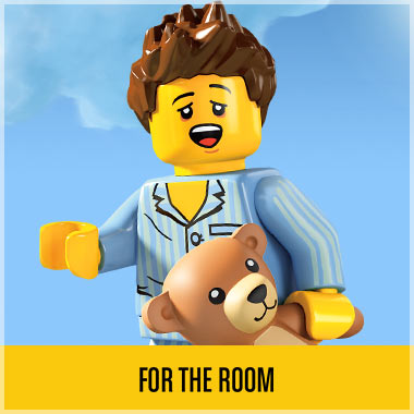 LEGO FOR THE ROOM