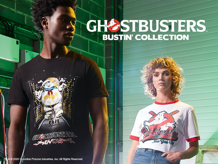 GHOSTBUSTERS GO-LIVE  BANNERS