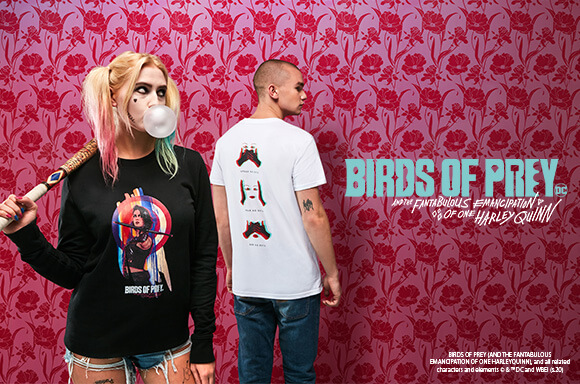 COLLEZIONE BIRDS OF PREY