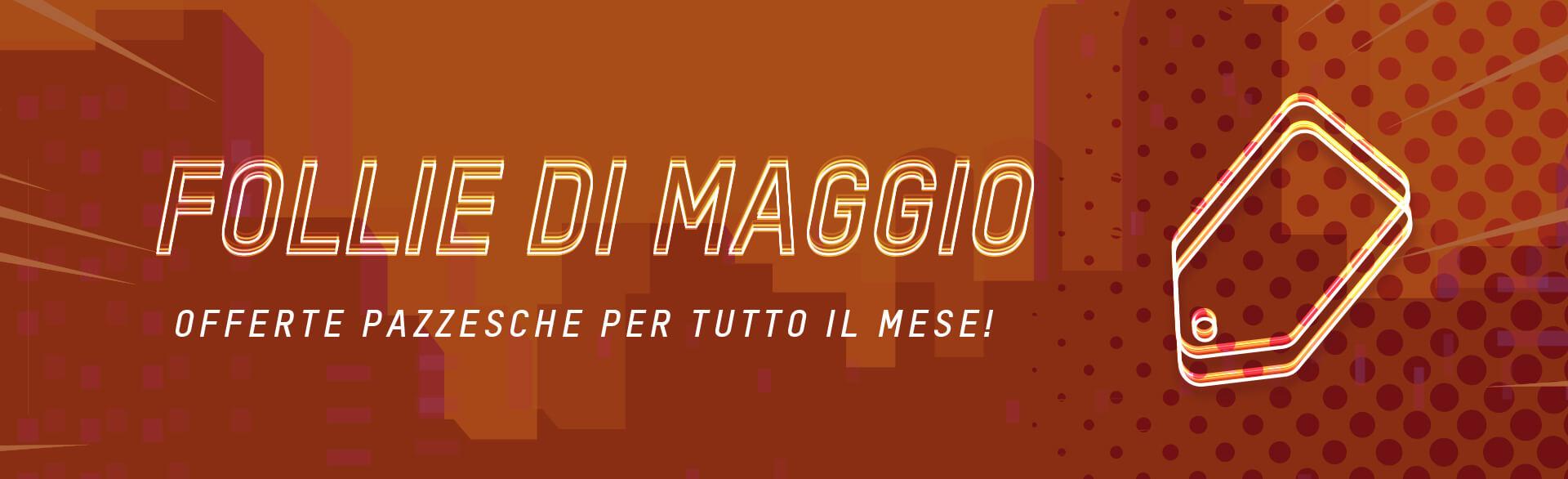 FOLLIE DI MAGGIO ZAVVI