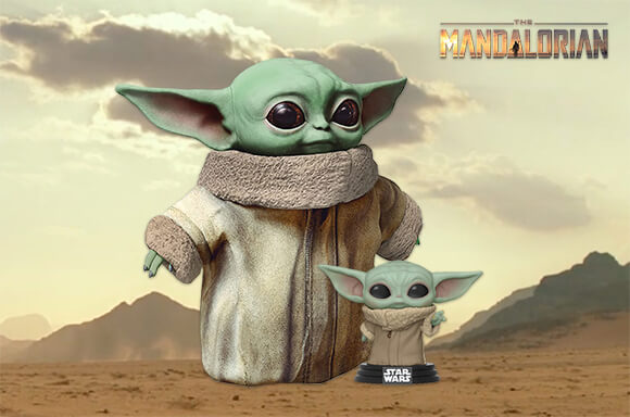THE CHILD (BABY YODA) MERCHANDISE