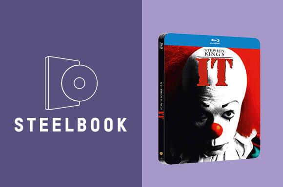 IT (1990) STEELBOOK