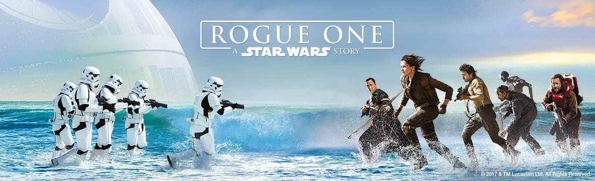 Star Wars: Rogue One film binnenkort verkrijgbaar op Blu-ray & DVD