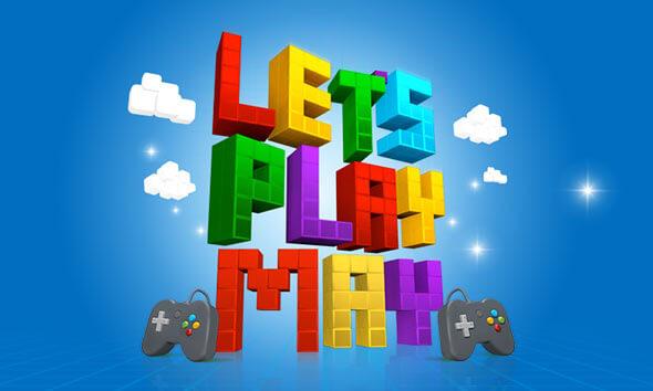 Let's Play May