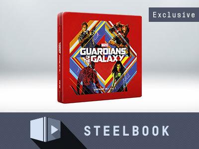 CD Soundtrack Steelbook