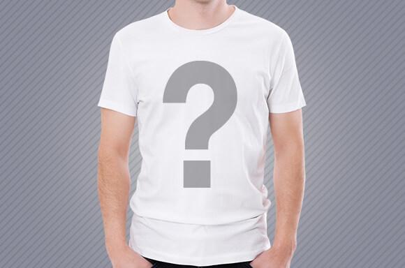 T-shirt van de dag