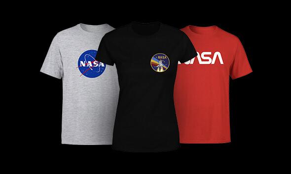NASA kleding