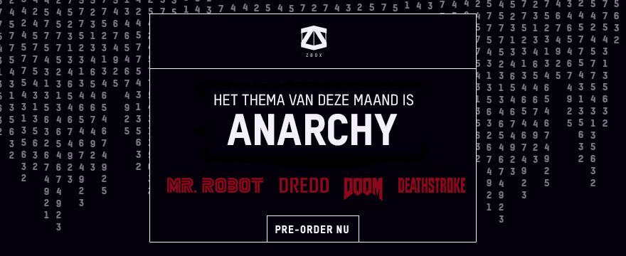 Anarchy  ZBOX