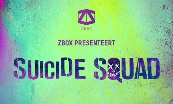 SUICIDE SQUAD ZBOX