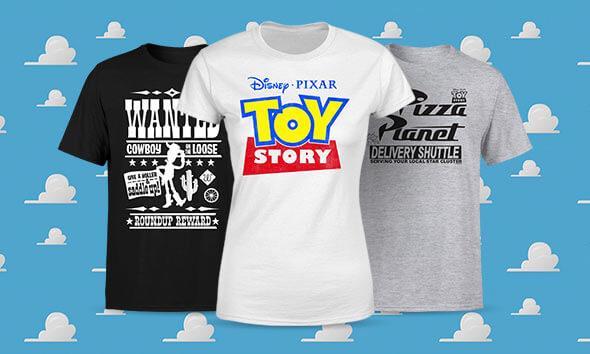 Toy Story kleding
