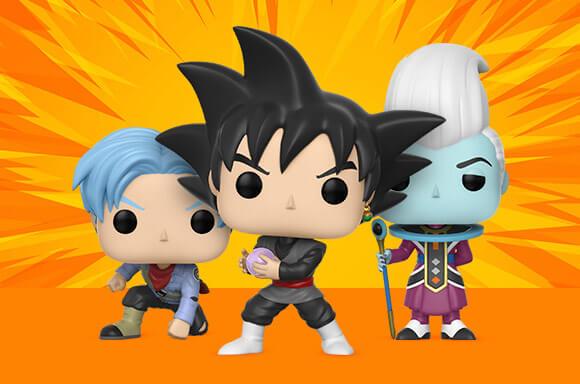 Dragon Ball Funko Pops
