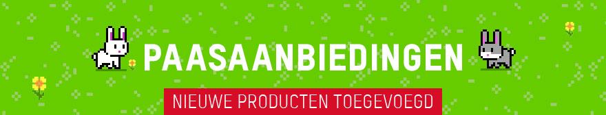 Paasaanbiedingen - nieuwe producten toegevoegd