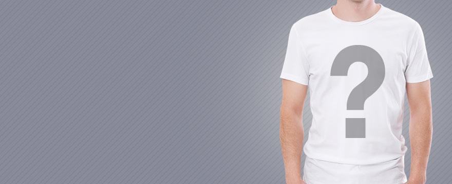 T-shirt van de dag!