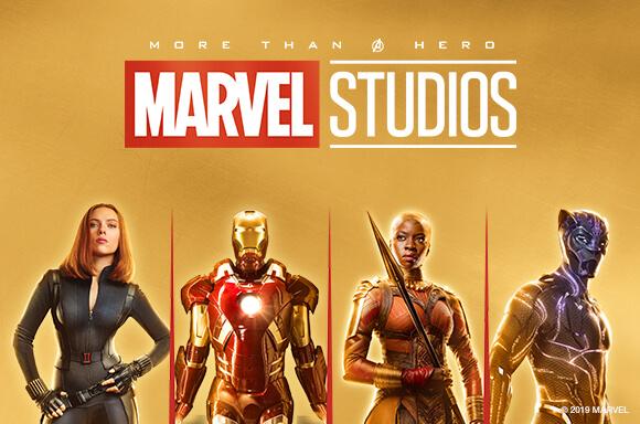 Marvel film aanbiedingen
