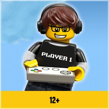 LEGO VOOR KINDEREN VAN 12 JAAR EN OUDER