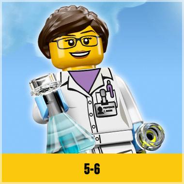LEGO VOOR KINDEREN VAN 5 TOT 6 JAAR