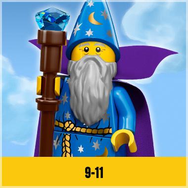 LEGO VOOR KINDEREN VAN 9 TOT 11 JAAR