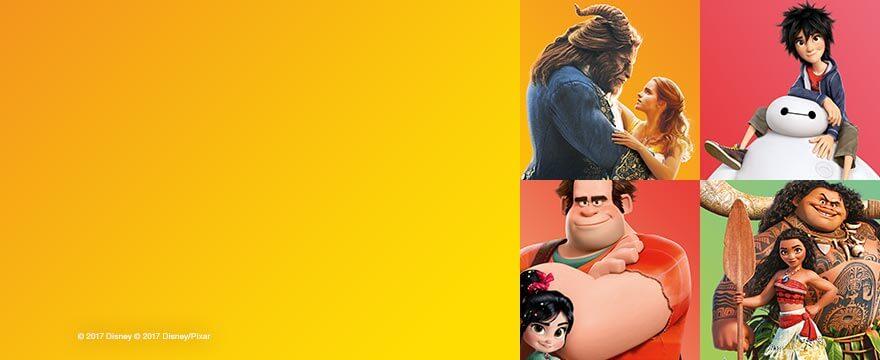 Disney aanbiedingen