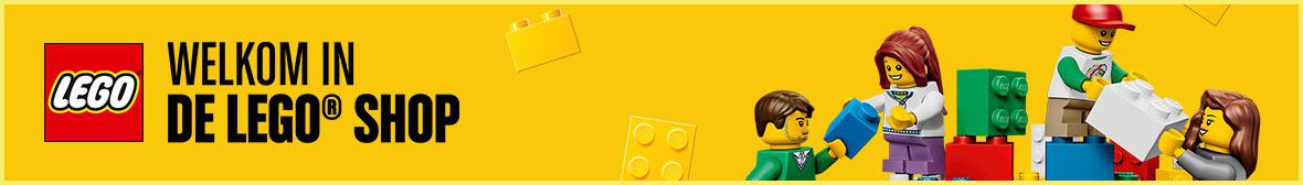 Welkom in de LEGO Shop op Zavvi