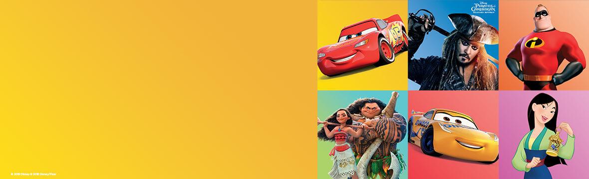Disney film aanbiedingen