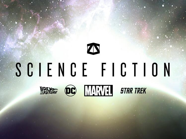 SCIENCE FICTION ZBOX