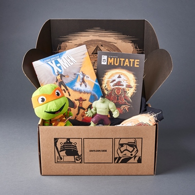 Mutate ZBOX unboxing