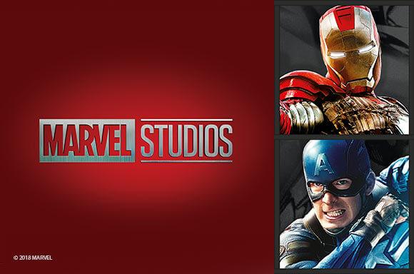 Marvel aanbieding