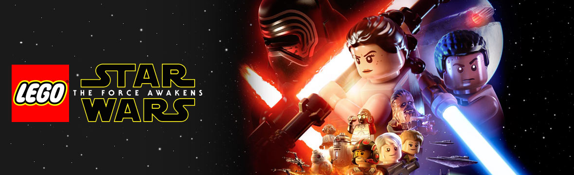 LEGO STAR WARS THE FORCE AWAKENS GAME