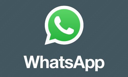 Meld je aan voor WhatsApp
