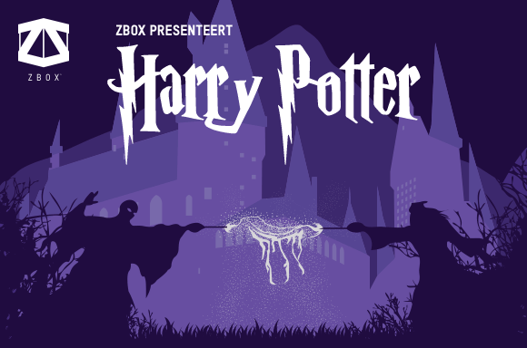 HARRY POTTER ZBOX