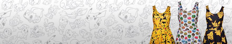 Pokémon jurkjes