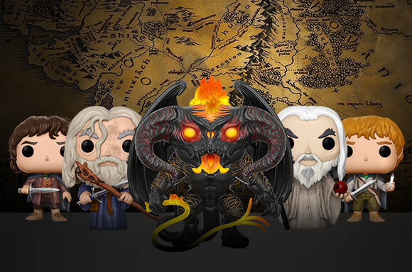 Lord of the Rings funko pop