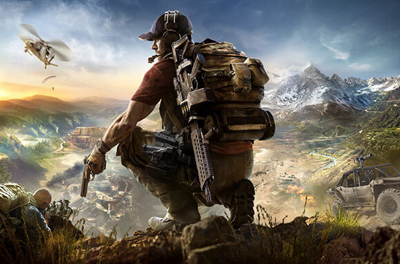 Tom Clancy's Ghost Recon:Wildlands