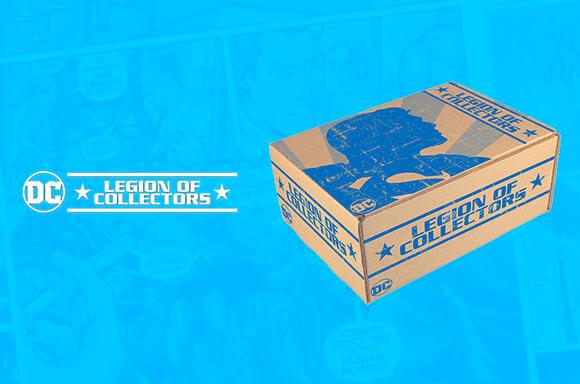 DC LEGION OF COLLECTOR