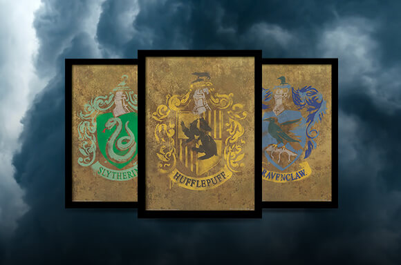 De mooiste Harry Potter prints